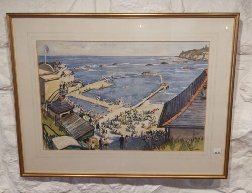 Recent Acquisition: Step Rock Pool by J F Walker