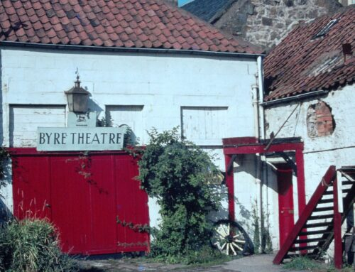 Treasures in our Archive: Byre Theatre Slides